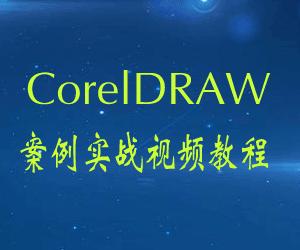 CorelDRAW案例实战视频教程附素材源文件