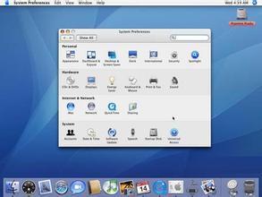 苹果电脑Mac OS系统使用教程
